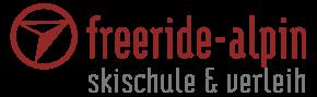 Skischule freeride-alpin GmbH Logo