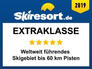 Auszeichnung Skiresort.de
